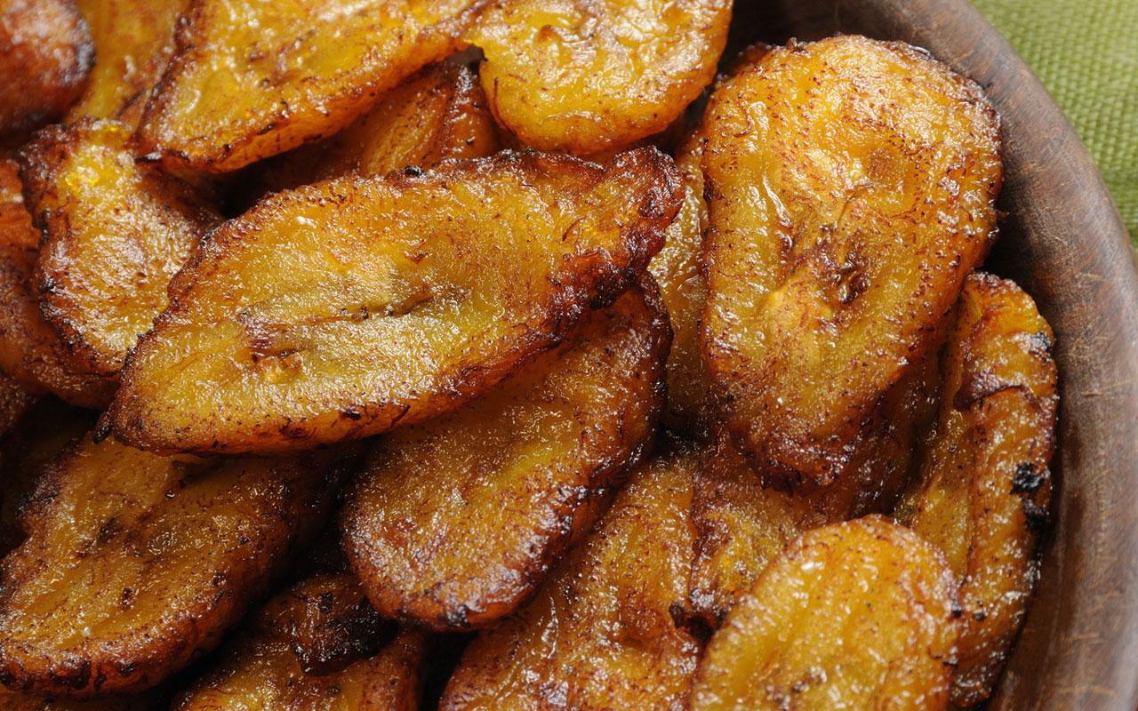 BANANAS A MILANESA- Fritadeira sem óleo Delonghi Multicuisine