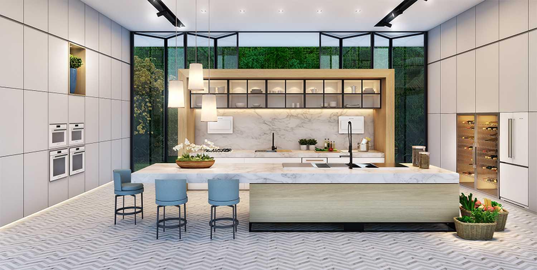AR Arquitetura & Design - Cozinha Planejada Brastemp Vitreous