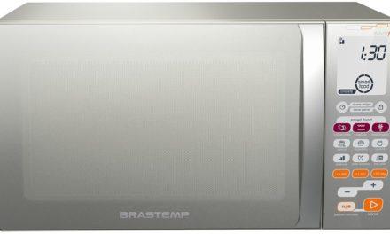 Receitas – Micro-ondas Brastemp Ative BMT45 Grill 30 litros