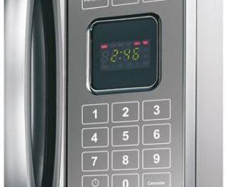 Como ajustar o relógio do microondas Philco passo a passo