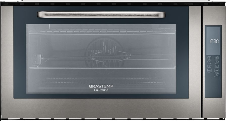 Conhecendo forno elétrico Brastemp BOC90