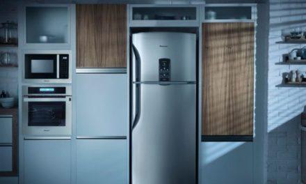 Cozinha e Lavanderia com Eletrodomésticos Panasonic – Conheça os modelos