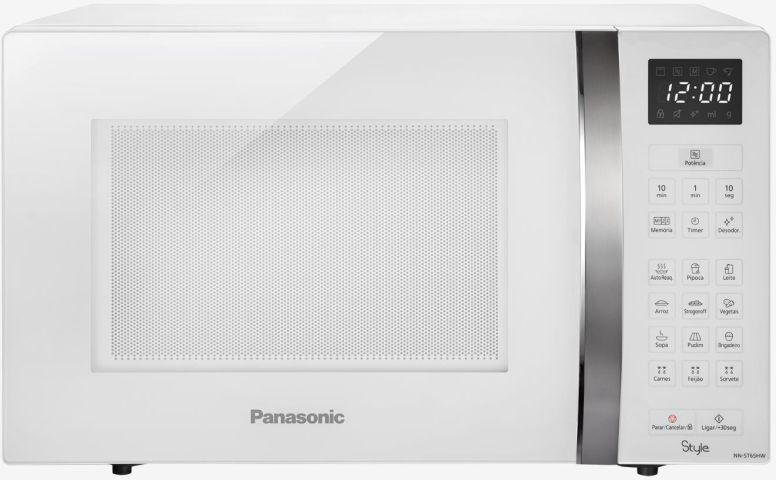 Forno de microondas Panasonic Style 32 litros - NN-ST65HW