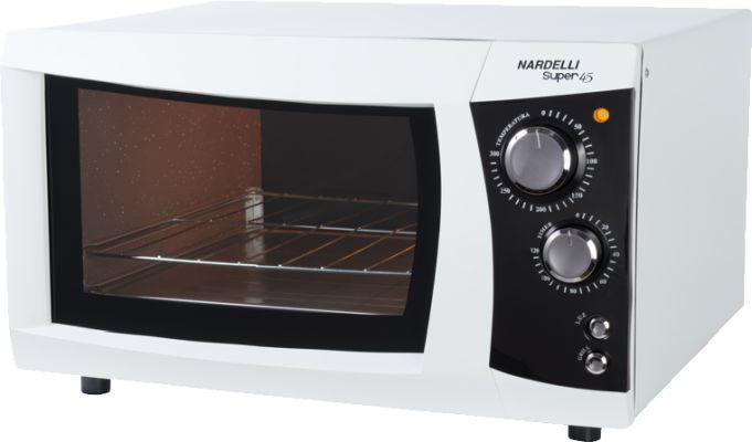 Forno elétrico Nardelli Super 45 Branco