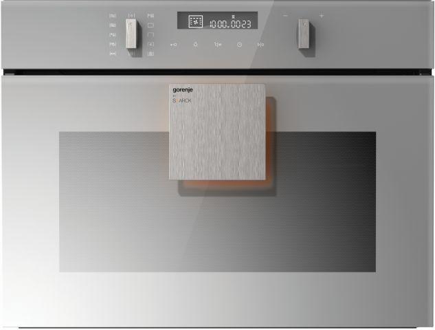 Medidas do Microondas de Embutir Gorenje 50 litros - BCM547ST