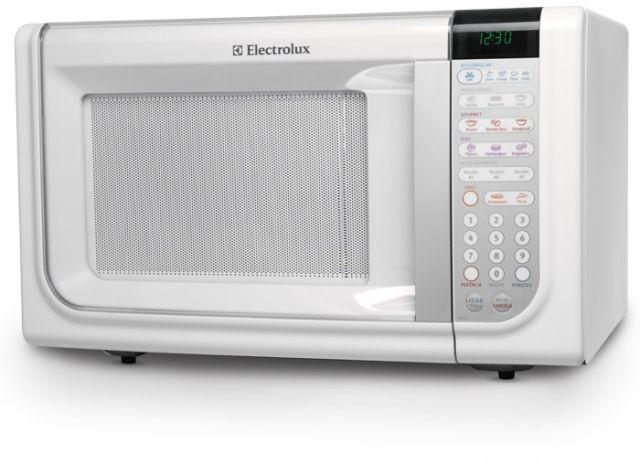 Microondas Electrolux 31L com grill Meus Favoritos MEG41