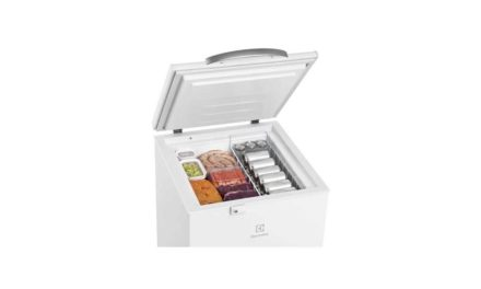 Manual de instruções do freezer Electrolux 149L horizontal – H162