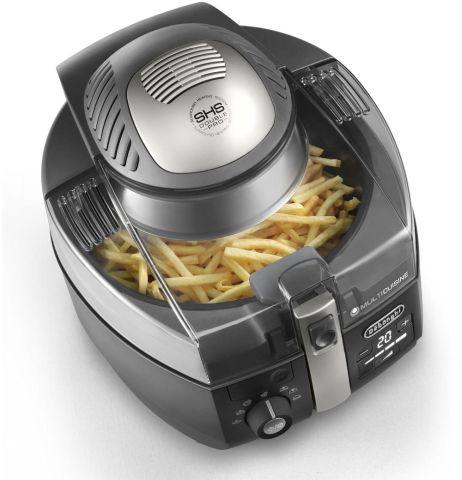 Fritadeira sem óleo DeLonghi Multicuisine Digital FH1394BK