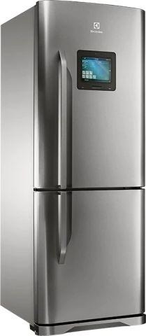 Medidas do Refrigerador Electrolux 454 litros Frost Free Botton Freezer - DT52X