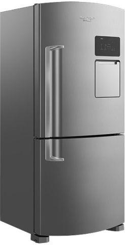 Geladeira Brastemp Frost Free Inverse 565 litros Inox BRV80