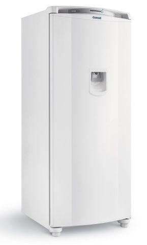 Medidas da Geladeira Consul 300 lts Frost Free Uma Porta - CRG36