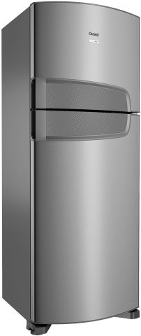 Medidas da Geladeira Consul 441 lts Duplex Frost Free Inox - CRM54