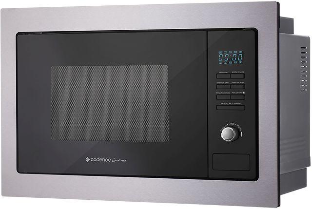 Medidas do Microondas de Embutir Cadence 25 litros MIC300