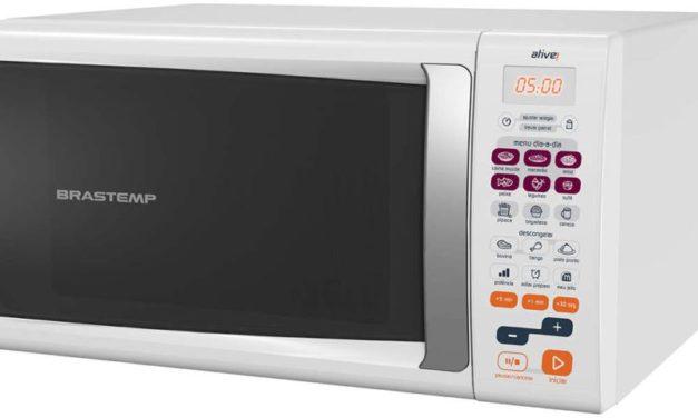 Manual de Instruções do Microondas Brastemp 30L – BMS45