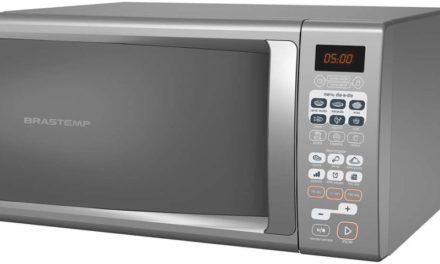 Como ajustar o relógio do microondas Brastemp 30 litros – BMA30