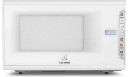 Medidas do Microondas Electrolux 31 litros painel integrado MI41T