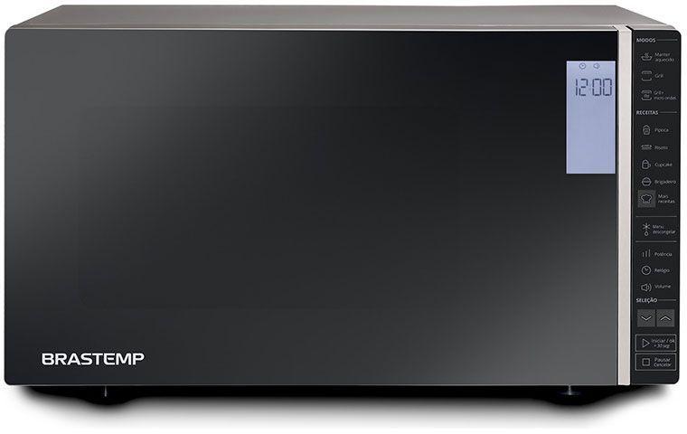 Microondas Brastemp 32 litros com Grill e Painel Integrado – BMG45