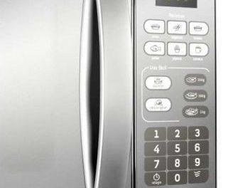 Como ajustar o relógio do microondas Consul