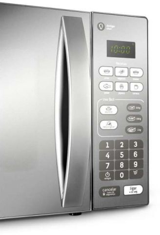 Microondas Consul 20 litros - Ajustar relógio