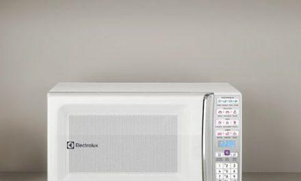 Microondas Electrolux 34 litros Branco – MEO44 – Conheça os detalhes do modelo