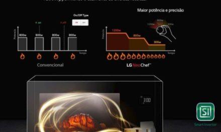 Como descongelar alimentos com microondas LG 42L – MS4297