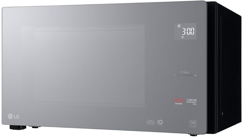 Microondas LG Inverter 42 litros MS4297DIR-frente
