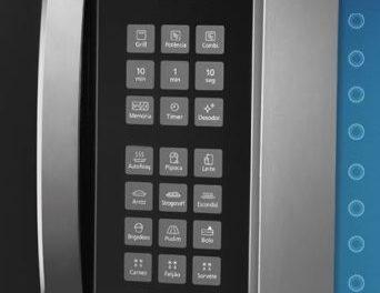 Como ajustar o relógio do microondas Panasonic – Passo a passo
