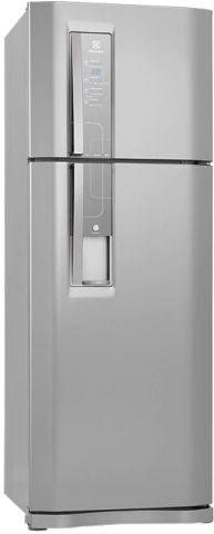 Medidas da Geladeira Electrolux 456 litros Frost Free Inox - DW52X