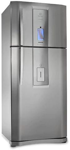 Medidas da Geladeira Electrolux 542 litros Frost Free I-Kitchen Inox - DT80X