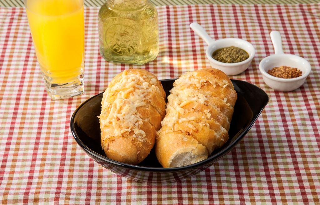 Pão de Alho - Fritadeira sem óleo Mondial Family