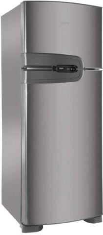 Refrigerador Consul 340 litros Inox - CRM38NK