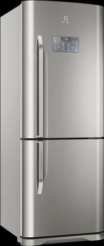 Refrigerador Electrolux 454 litros Inox - DB53X