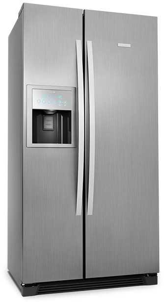 Refrigerador Home Pro Side by Side SS91X 504 litros