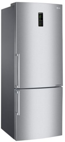 Geladeira Bottom Freezer LG Universe 445L GC-B559BSB