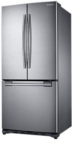 Refrigerador Samsung Inverter RF62HERS1BZ