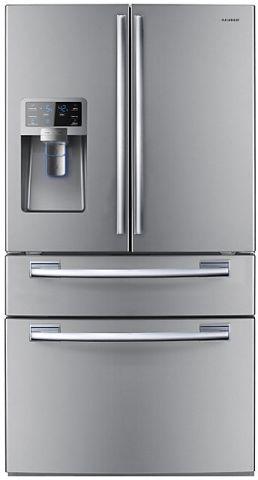 Refrigerador Samsung Inverter RFG28MESL1