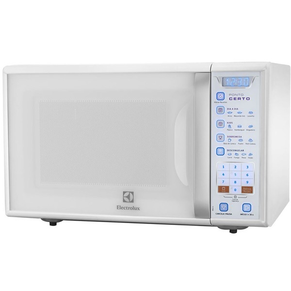 Microondas Electrolux 31 litros Blue Touch MB41G