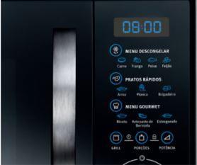 Microondas Electrolux 28LMB38X - Painel Blue Touch