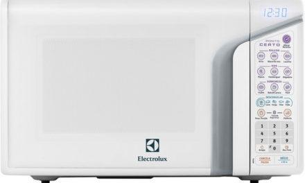 Microondas Electrolux 31L Ponto Certo MEP41 – Conheça o modelo em detalhes