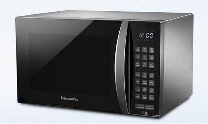 Microondas Panasonic Espelhado Style Grill 30L - NN-GT684S