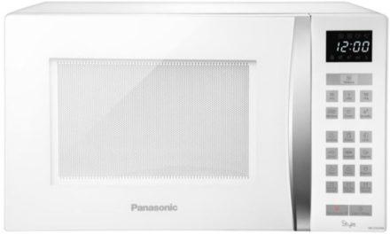 Microondas Panasonic 32L Style Branca NN-ST654SRU – Conheça o modelo em detalhes