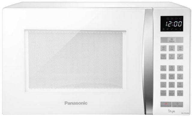 Microondas Panasonic 32L Style Inox NN-ST654SRU