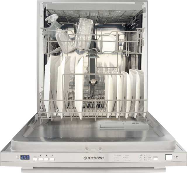 Lava louça Elettromec 14 serviços LL60G147