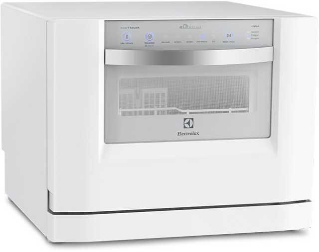 Lava-louças Electrolux Branca 6 Serviços LE06A