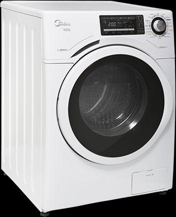 Lava e seca Midea 8 Kg - LSA08 - Aqqua Branca