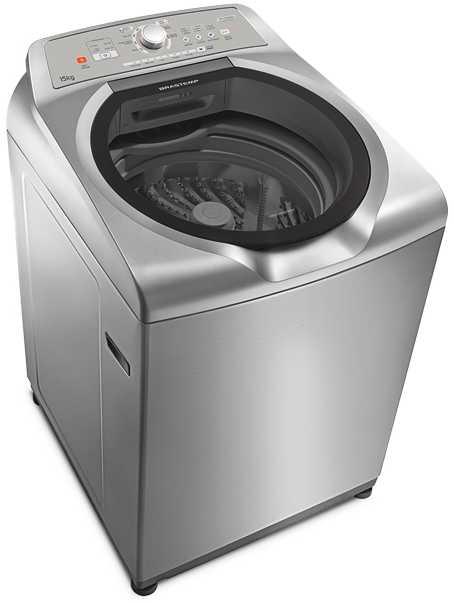 Lavadora de roupas Brastemp 15 Kg - BWN15