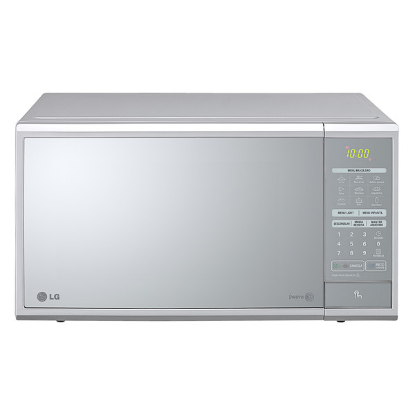 Microondas LG MS-3059 Prata 30 Litros