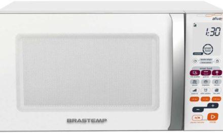 Microondas Brastemp Ative! 30L com Grill BMF45 – Conheça os detalhes do modelo