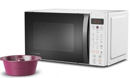Como descongelar alimentos com microondas Brastemp – 20 litros – BMP20