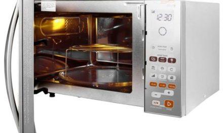 Microondas com Grill – Modelos de forno de microondas com Grill – 1